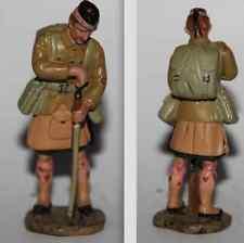 Soldat de plomb Collection HACHETTE WWI guerre 14-18 Fantassin Ecossais 1914