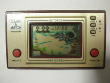 Nintendo Game & Watch Octopus LCD Handheld Game
