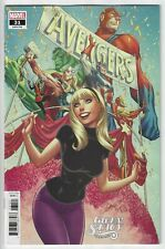 AVENGERS #31 (2018) CAMPBELL GWEN STACY VARIANT ~ NM/MINT 9.8 : SEND IT TO CGC!