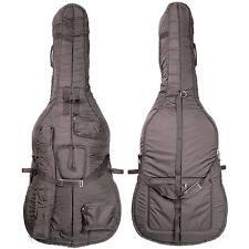 Bobelock 4/4 Upright String Double Bass Black Soft Bag - AUTHORIZED DEALER!