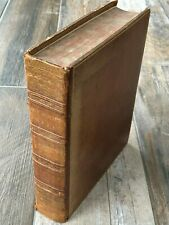 1820 The Book of Common Prayer - Rev Richard Mant - The United Church of England