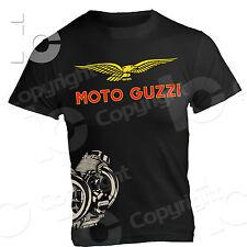 T-Shirt Moto Guzzi Maglia Griso V7 California V9 MGX-21 Eldorado Mandello