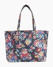 Vera Bradley Iconic Grand Tote Bag in Pretty Posies