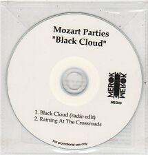 (ET657) Mozart Parties, Black Cloud - 2011 DJ CD