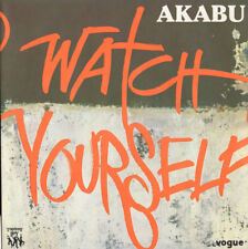 ♥♥♥ AKABU - WATCH YOURSELF - vocal & instrumental - Vogue 1984 - NEW