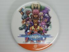 Phantasy Star Online Tokyo Game Show Limited Pin Can Pins Badge 2017 Japan