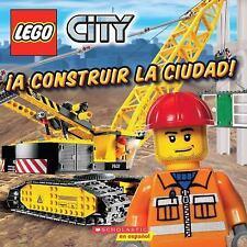 LEGO City: A construir la ciudad!: (Spanish language edition of LEGO City: Build