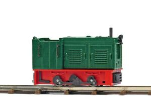 Busch HOf 12125 Diesel-Lokomotive »LKM Ns 2f« #NEU in OVP#