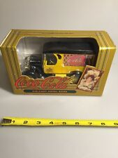 COCA-COLA DIE CAST METAL BANK BY ERTL NIB, 1993. Ships Fast!