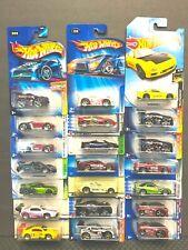 Hot Wheels Mazda RX7 Nissan Skyline Toyota Supra Celica Pagani McLaren Lot of 21