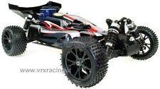 RH1007 Buggy Spirit N2 1/10 Off road con Motore a Scoppio GO.18 a 2 Marce Radio
