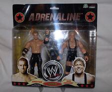 WWE Christian & Jack Swagger Figuren-Set+Zubeh,ca.18cm Wrestling-Neu,OVP,RARITÄT