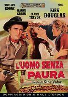 L'Uomo Senza Paura - (1955) Western A&R Productions  DVD NUOVO