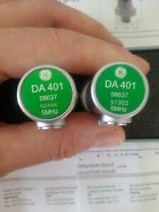 DA 401 ultrasonic transducer (Krautkramer)