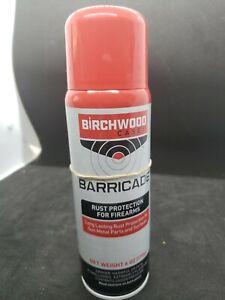 Birchwood Casey Barricade Rust Protection  Aerosol State Laws Apply 10F2