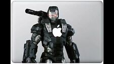 "Ironman 2 # Marvel Hero Apple MacBook Air+Pro13"" retina Sticker New"