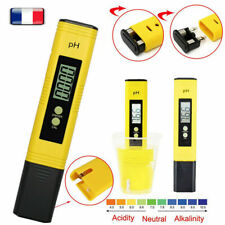 LCD Digital PH Mètre Testeur Stylo de Test Eau Piscine Aquarium Laboratory