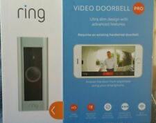 Brand New - Ring Video Doorbell Pro - Wi-Fi - SEALED (Free Priority Shipping)