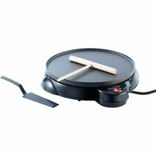 Crepes Maker: Elektrischer Medium-Crêpes-Maker PKM-200, 650 Watt, Ø 23 cm