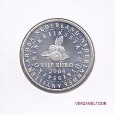 "NEDERLAND 5 EURO  2004: ""KONINKRIJKSMUNT VIJFJE"" UNC"