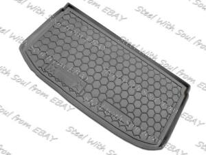 Cargo Trunk Mat for NISSAN MICRA 2011—2016 Custom Fit Tray Boot Liner