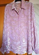 Camicia donna in seta