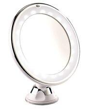 Miroir grossissant lumineux LED - Avec ventouse - Sichler