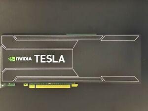747401-001 F1R08A HPE NVIDIA TESLA K40 KEPLER GPU 12GB 2880 GDDR5