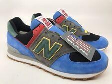 best authentic 1e3fb c0cc7 New Balance 574 US Mens Custom Sneaker US574M1 Size 12 M