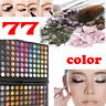 MISS ROSE 77 Colors Matte Proffesional Eyeshadow Palette Makeup in CASE