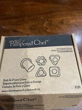 Pampered Chef Fruit and Cheese Cutter #1131 New In BoxDiscontinued