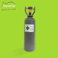 Mehrweg-Vorrats CO2 Flasche gefüllt mit 2Kg Kohlensäure Kohlendioxid