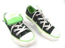 zapatillas converse mujer verde militar