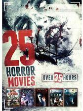 DVD - 25 Horror Movies - Very Good