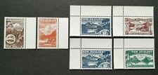 1998 New Zealand Pictorials Centenary Nature Mountains Scenery 6v Stamps Mint NH