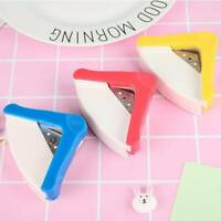 R5mm Paper Cutter Round Corner Trimmer Paper Punch Card Photo  Carton  Clippers
