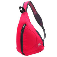 MSV On One's Way Foldable Travel Daily Crossbody Bag (Pink)