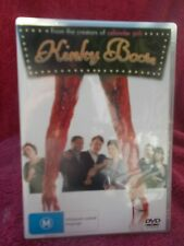 KINKY BOOTS JOEL EDGERTON SARAH JANE POTTS DVD M R4