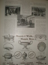 Photo article making Chartreuse liqueur at Tarragona 1905 Ref L