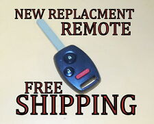 NEW UNCUT HONDA CR-V CR-Z FIT INSIGHT REPLACEMENT KEYLESS REMOTE FOB MLBHLIK-1T