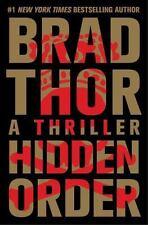 Hidden Order: A Thriller (The Scot Harvath Series) - Acceptable - Thor, Brad -