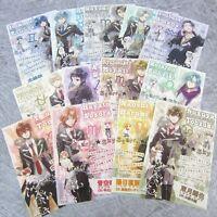 STARRY SKY Lot of 13 Postcard Set Art Illustration Japan Book C76 Ltd