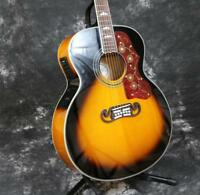 Starshine SR-MAJ-200 43'' Electric Acoustic Guitar With Fishman EQ Solid Spruce