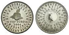 Netherlands - 5 Euro 2004 - Koninkrijksmunt - Silver