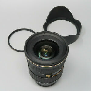 Tokina AT-X Pro 11-16mm F/2.8 DX II Wide Angle Lens - For Nikon!