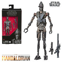 "Hasbro Star Wars Black Series The Mandalorian IG-11 6"" Exclusive Figure In Stock"