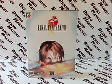 FINAL FANTASY VIII 8 PC BIG BOX EDIZIONE CARTONATA ITALIANA COMPLETO COME NUOVO