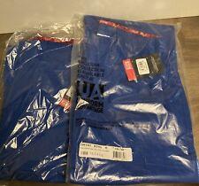 Dickies Eds Scrubs Lot (2) Large Modern Classic Tall Uniform