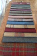 Cheviot CHE213 Sea/eucalyptus Tweed Fabric 100% Wool Made In The UK By The Metre