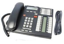 Nortel Commander T7316E Charcoal Phone NT8B27JAABE6 T7316 - B Grade